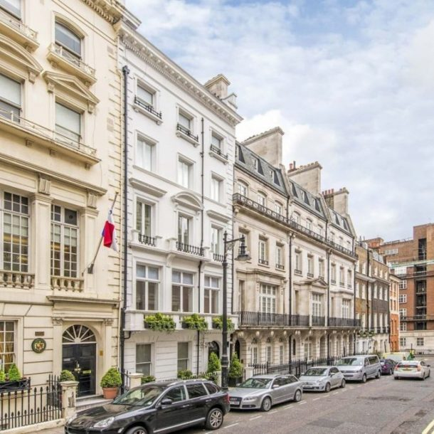 Overseas Companies Holding Properties in Mayfair could lose Ownership